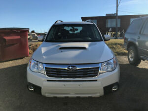 Sell my Subaru Forester XT 2010