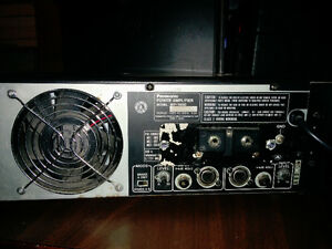 Ramsa Panasonic wp-1400 Amplifier Kingston Kingston Area image 4