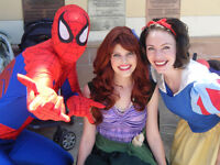 PRINCESS PARTY ENTERTAINERS' 4 HIRE