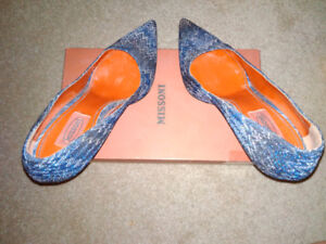 Missoni Pumps- Made in Italy