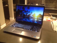 Dell 17r-- GAMING LAPTOP-- i7-- 16gb ram--GAMES ON ULTRA