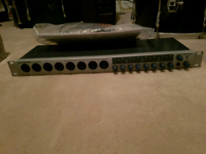 8 channel Presonus