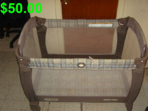 Parc Pour Enfants---Graco Pack N Play---Playpen.