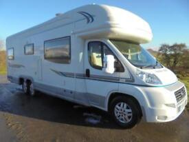 Auto Trail Chieftain SE 4 berth rear bed coachbuilt motorhome for sale Ref13034