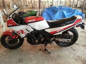 1985 Yamaha FZ For Sale As Is