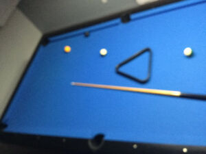 Table de Billard , pool table