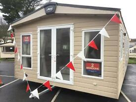 Static Caravan Paignton Devon 2 Bedrooms 6 Berth ABI Beaumont 2017 Waterside