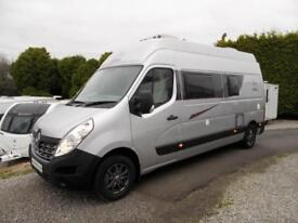 New Rimor Horus 36 Panel Van 2018 3 Berth Motorhome £41999 OTR