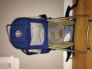 Snugli backpack infant/toddler carrier