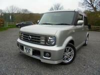 Nissan Cubic 1.4 SX Automatic - Auto 7 Seats Cube - Not 8 Seater