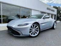Aston Martin Vantage 2dr ZF 8 Speed Auto Coupe Petrol Automatic