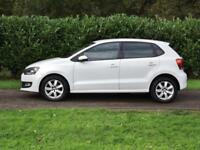 Volkswagen Polo 1.2 Match Edition 5dr PETROL MANUAL 2014/14