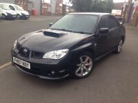 2007 Subaru Impreza 2.5 WRX Turbo with STI parts 280BHP, MAY SWAP OR P/X JDM / anything fast