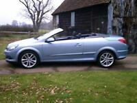2006 Vauxhall Astra 1.9CDTi 16v ( 150ps ) Twin Top Sport