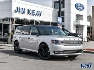 2018 Ford Flex Limited AWD  - Certified - Leather Seats