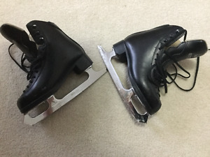 Boys figure skates