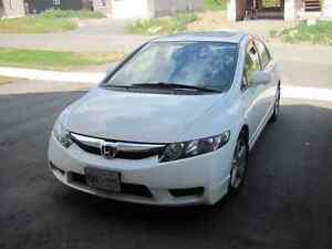 2011 Honda Civic SE Sedan
