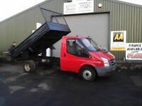 Ford Transit 2.4TDCi ( 115PS ) Single cab Tipper