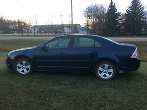 2006 Ford Fusion SE Sedan PRICE REDUCED