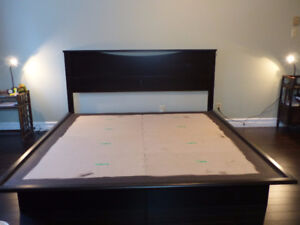 Platform Bed (Kingsize)