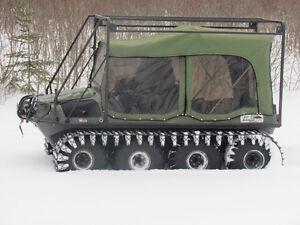 2008 31hp Argo Avenger EFI with tracks