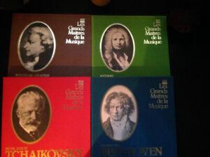 Albums Classiques vinyles 33-1/3