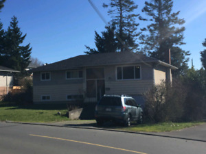 5 BEDROOM FOR RENT DURING THE SUMMER. 5 MINUTES DRIVE FROM UVIC