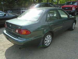 1999 Toyota Corolla Sedan Cambridge Kitchener Area image 4