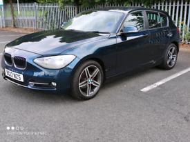 BMW 116i sport low mileage