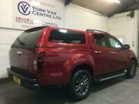 ISUZU D-MAX BLADE AUTO WITH LESIURE CANOPY EURO 6 BRAND NEW IN STOCK!!!!