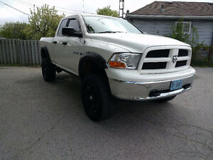 2009 Lifted Dodge Ram 1500 4x4 Pickup Truck Rockstar on 35s