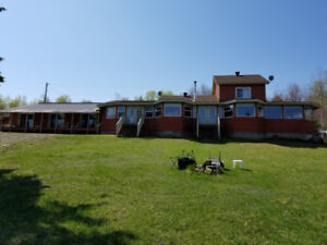 WATERFRONT COTTAGE RESORT FOR SALE IN MATTAWA ON 11 ACRES