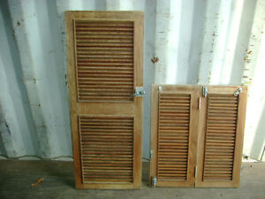 Teak Louvered Doors London Ontario image 1