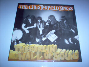 lp by The Chesterfield Kings reduce price 10$