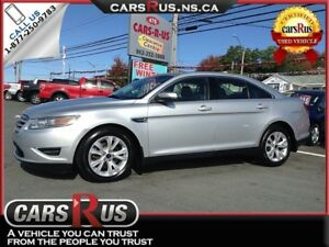 2011 Ford Taurus SEL, Leather, Sunroof, AWD!!!
