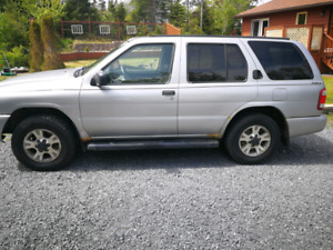 Nissan Pathfinder Chillkoot 3.5L