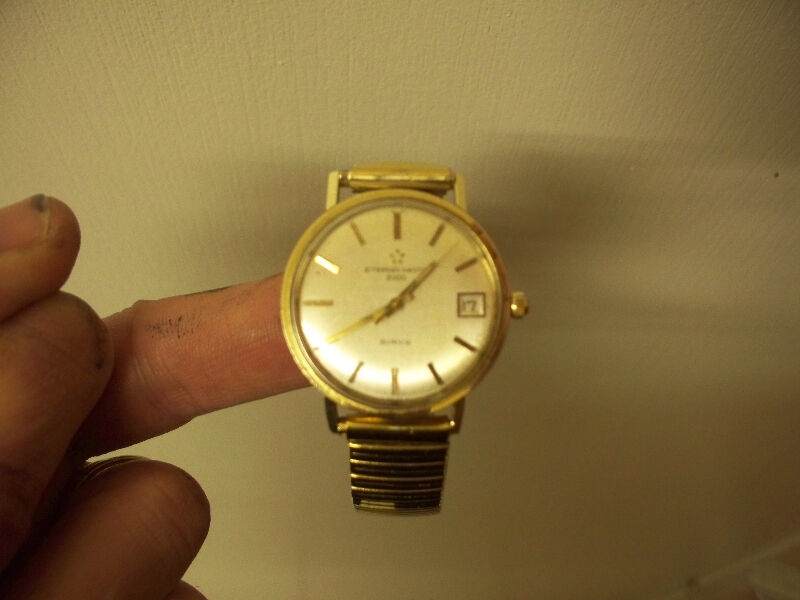 vintage 14k gold filled birks eterna