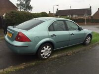 Ford Mondeo 2.0 Automatic Hatchback