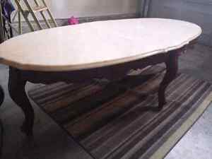 60×25 marble coffee table