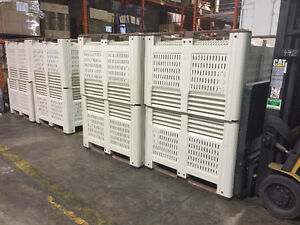 Apple Bins - Plastic Macrobin 34""