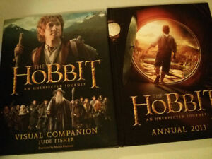 The Hobbit lot of 2 books $5