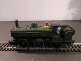 "Hornby Railways ""00""gauge 0-6-0 Panier Tank"