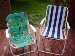 2 Lawn Chairs for Sale