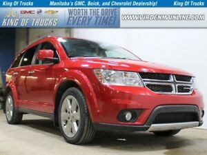 2016 Dodge Journey R/T | AWD | DVD