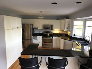 Kitchen For Sale including All Cabinets and Granite Counter-tops
