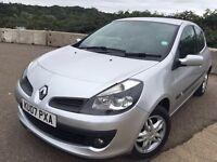 Renault Clio 1.5diesel new mot