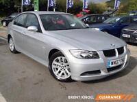2007 BMW 3 SERIES 320d SE Auto