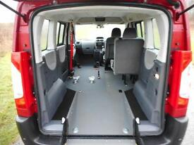 2013 Peugeot Expert Tepee 2.0 Hdi Automatic WHEELCHAIR ACCESSIBLE UPFRONT WAV