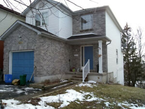 North Oshawa house for rent