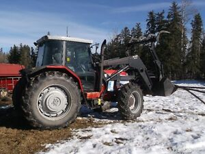 Case Tractor and Massey Ferguson Tractor for Sale
